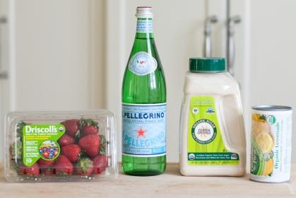 sparkling-strawberry-lemonade-ingredients